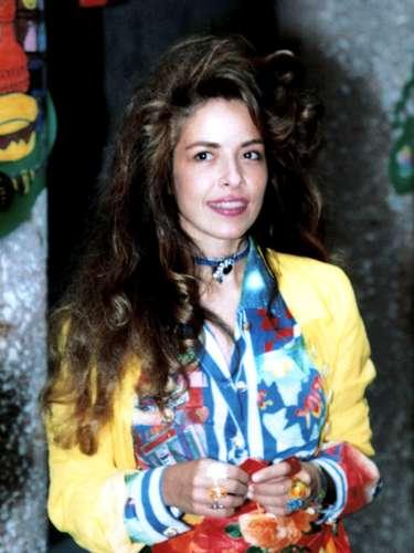 La cantante regiomontana, en 1990 iniciaba su carrera musical y despuntaba con hits como \