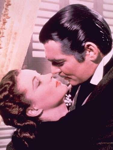 'Gone With The Wind'ganó el Oscar en la 12° entrega, realizada en 1940. Realizarla costó 4, 25 millones de dólares, convirtiéndose en la película más cara y larga hasta ese momento.