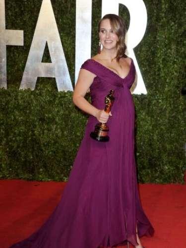 En febrero de 2011, Natalie Portman ganó el Oscar como Mejor Actriz por su papel en el 'Black Swan'.