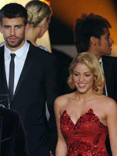 Shakira y Gerard Piqué comenzaron a salir desde que se conocieron en la Copa del Mundo en Sudáfrica en 2010. Recientementetuvieron su primer hijo:un niño llamado Milán.