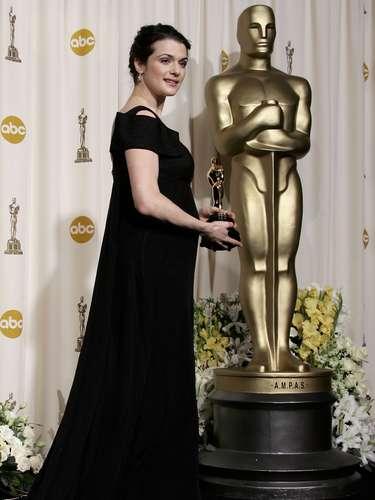 Esa noche, Weisz ganó el Oscar como Mejor Actriz de Reparto por 'The Constant Gardener'
