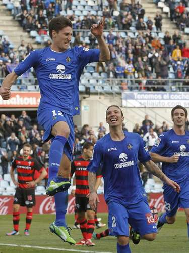 Getafe took advantage of home field to beat Celta 3-1.