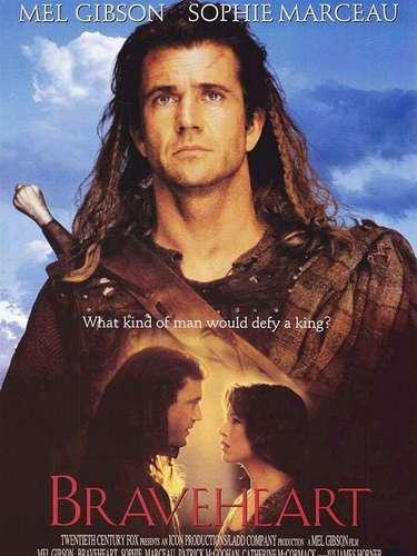 En 1995 el drama histórico dirigido y protagonizado por Mel Gibson,Braveheart, fue quien obtuvo el premio.