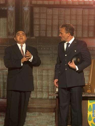 Carlos Bonavides y Sergio Sendel también forman parte de la puesta en escena 'Qué Rico Mambo'