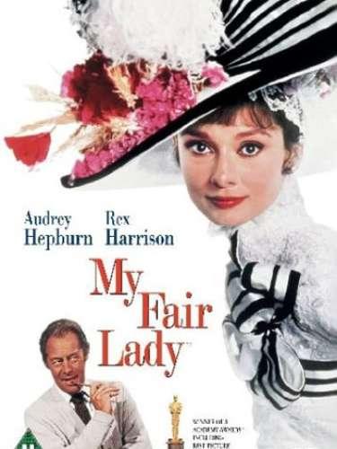 En 1964 un nuevo musical obtiene el premio a Mejor Película,My Fair Lady del director George Cukor.