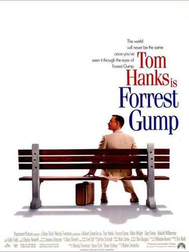 En 1994 el drama Forrest Gump, del director Robert Zemeckis fue la cinta ganadora de esta estatuilla.