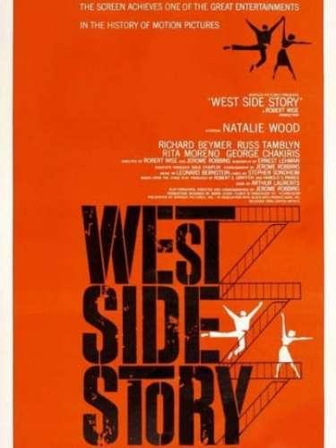 En 1961 el musicalWest Side Story, de Robert Wise y Jerome Robbins, obtuvo el Oscar a Mejor Película.