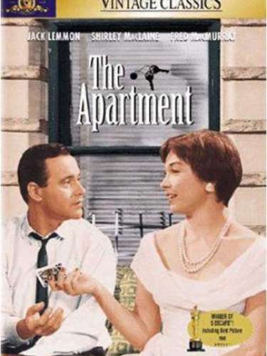 En 1960 la comedia dramática The Apartment, del director Billy Wilder, fue galardonada con el mismo premio.
