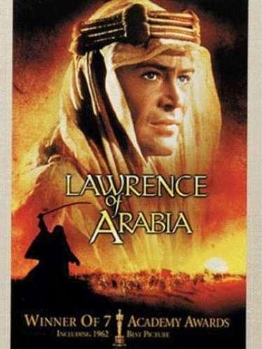 En 1962 el drama histórico Lawrence of Arabia del directorDavid Lean fue el ganador.
