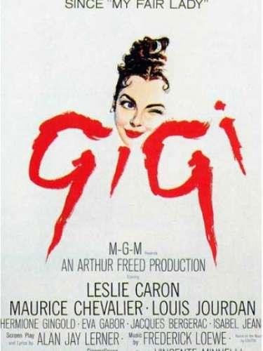 En 1958 el musical Gigi del directorVincente Minnelli fue galardonado con este premio.