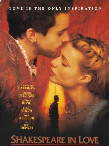 Ya para 1998, la comedia románticaShakespeare in Love del directorJohn Madden, se alzó con el premio.
