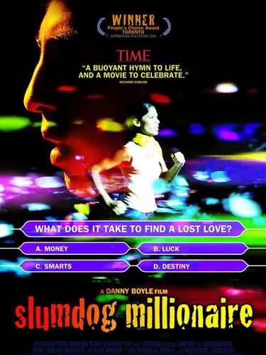En 2008 la producción que combina el drama y el suspenso,Slumdog Millionaire, dirigida porDanny Boyle, logró tal honor.