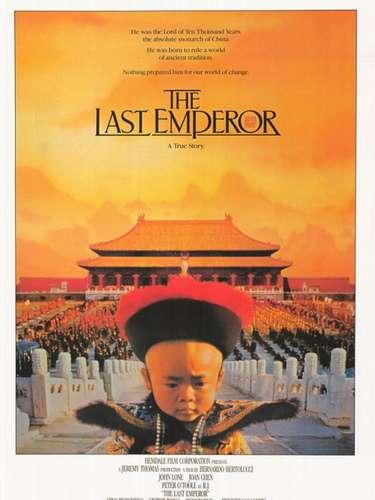 En 1997 el film histórico The Last Emperor, dirigida por Bernardo Bertolucci, fue condecorada con la preciada distinción.