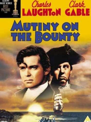 En 1935 el drama histórico Mutiny on the Bounty del director Frank Lloyd logra el honor de este galardón.