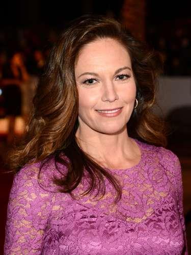 ¡Yo con ella sí sería infiel! La actriz de 'Unfaithful', Diane Lane tiene 47 años y está ¡di-vi-na!