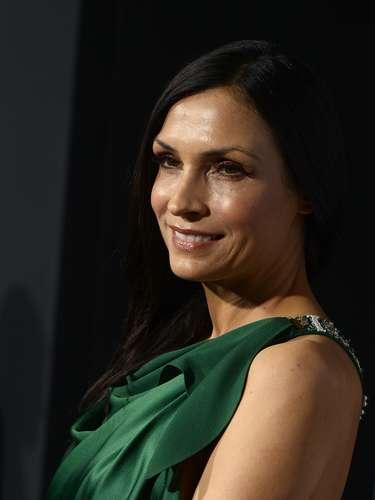 La ex chica Bond,Famke Janssen luce siempre súper sexy y jovial pero, ¿qué creen? la actriz ¡tiene 46 años! Ni se le notan....