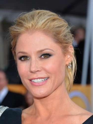 La guapísima Julie Bowen tiene 42 años. La actriz a pesar de estar durante ya varios años en la farándula, no parece envejecer.