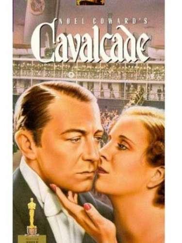En 1933 el drama históricoCavalcade del directorFrank Lloyd fue galardonado con el premio.