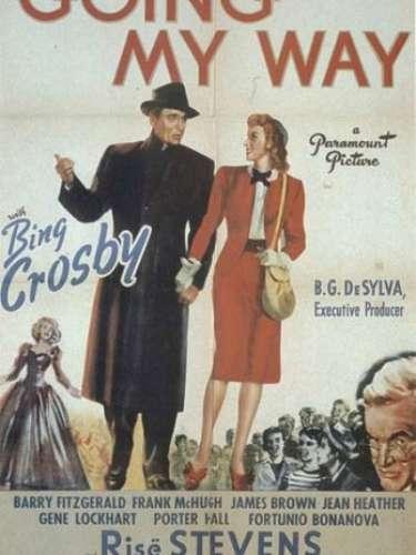 En 1944 el dramaGoing My Way, del directorLeo McCarey, fue el filme premiado de ese año.