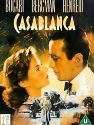 En 1943 la película que ganó el premio Oscar fueCasablanca, del directorMichael Curtiz.
