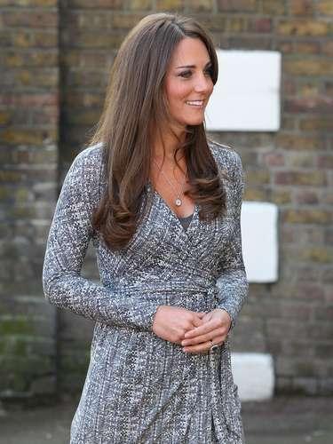 La esposa del Príncipe Guillermo tuvo un embarazo difícil al principio pero ya todo está bajo control