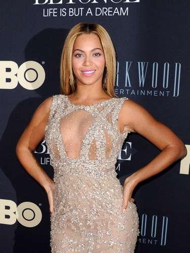 Este es el caso de la cantante Beyoncé, para quien sus curvas siempre se roban la atención, en otras oportunidades, también lo ha hecho esta zona de su cuerpo por lucir descuidada.