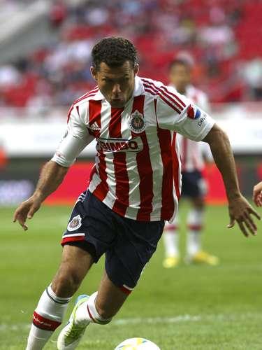 Si bien lleva apenas un gol en el torneo, Miguel Sabah tiene argumentos para demostrar porque es refuerzo en la delantera del Guadalajara.