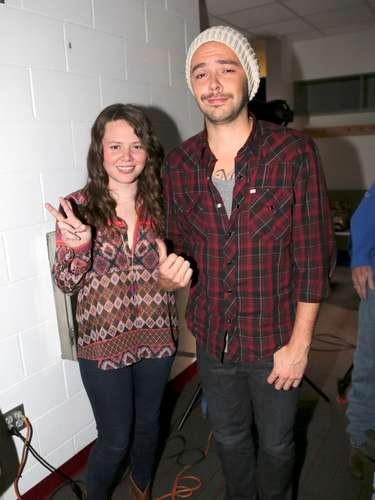 El éxitoso dúo Jesse y Joy dejó la piel en los ensayos para ofrecer una presentación a la altura.