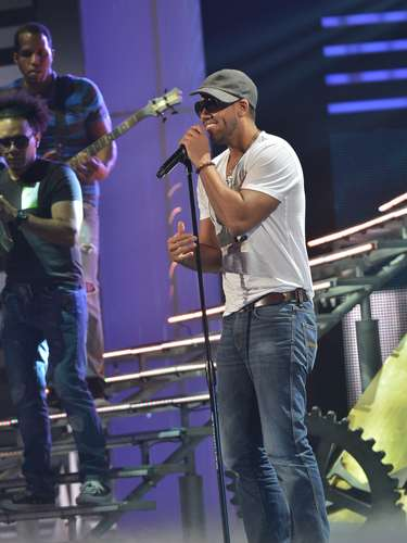 The Dominican singer is tied with Prince Royce for the most nominations of the night including Best Male Artist.