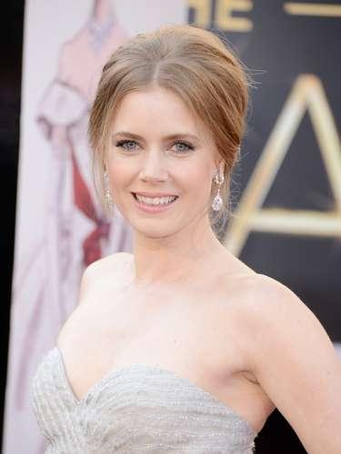 Amy Adams, compitió en la categoría Mejor actriz de reparto por su actuación en \