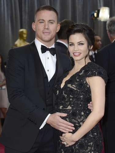Channing Tatum y su esposa Jenna Dewan aseguraron estar pasando por uno de los momentos más felices de sus vidas.