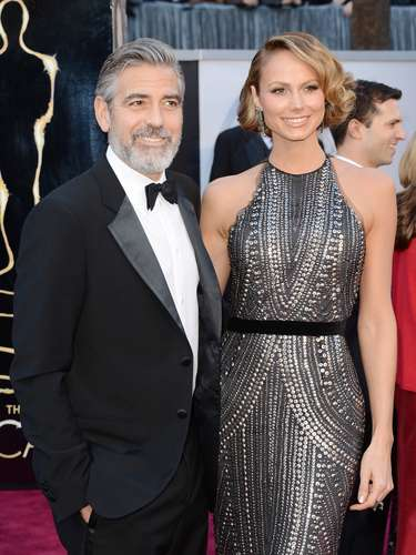 El productor de Argo, George Clooney se alzó con la estatuilla a Mejor Película.