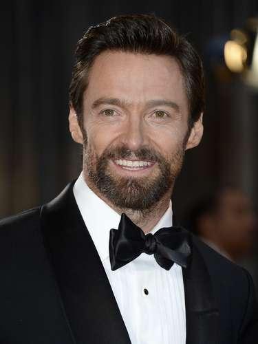 Hugh Jackman se mostró complacido por su nominación gracias a su actuación en \