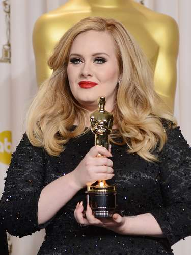 Adele enjoys the spoils of victory at the Oscars, parties with Barbra Streisand and Dame Shirley Bassey and kills it on stage performing her award-winning song, 'Skyfall.'