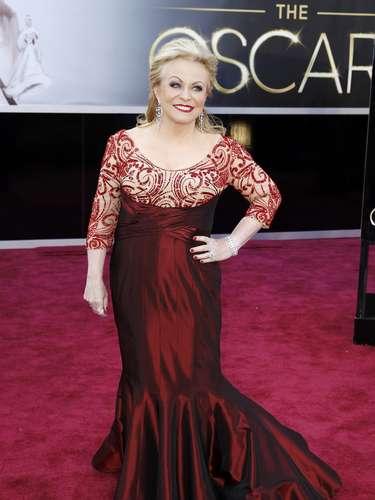 Jacki Weaver, nominada al Oscar por su rolen \