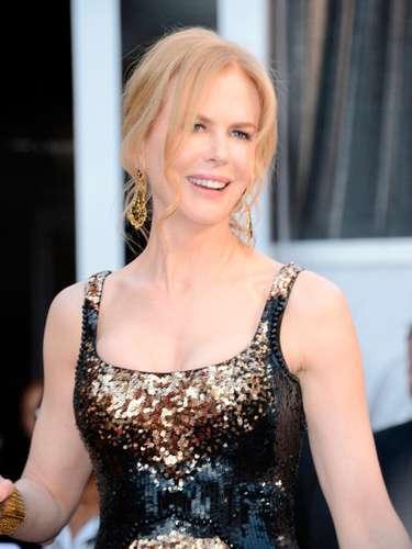 Nicole Kidman, Fue una de las \