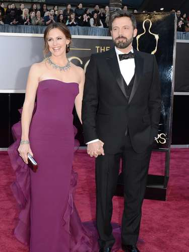 Hollywood's most easygoing couple Jennifer Garner & Ben Affleck can't wait to celebrate another win for Affleck's 'Argo.'