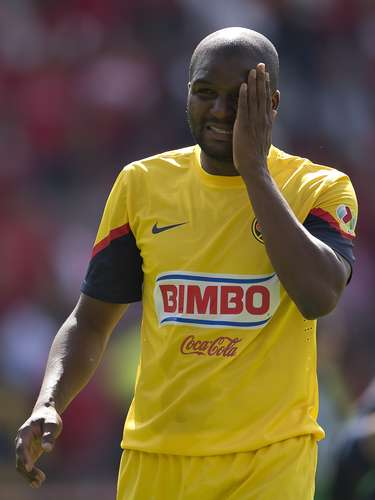 Aquivaldo Mosquera. Club: America: Place of birth, Apartado Antioquia, Colombia.