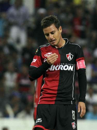 Lucas Ayala played on the Mexican national team. Club: Atlas. Place of Birth, Buenos Aires, Argentina.