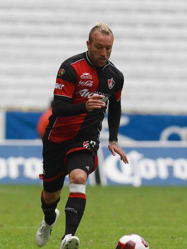 Matias Vuoso has also played with the Mexican national team. Club: Atlas. Place of Birth: Buenos Aires, Argentina.