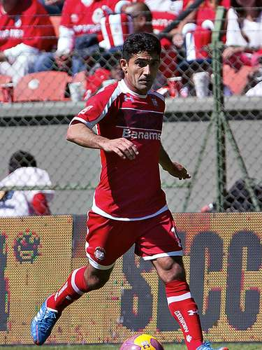 Antonio Naelson. Club: Toluca. Place of Birth: Acu, Brazil.