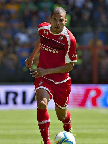 Lucas Silva, Toluca. Place of Birth: Miguel Calmon, Brazil.
