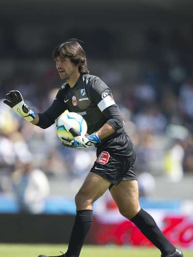 Federico Vilar. Club: Morelia. Place of Birth: Buenos Aires, Argentina.
