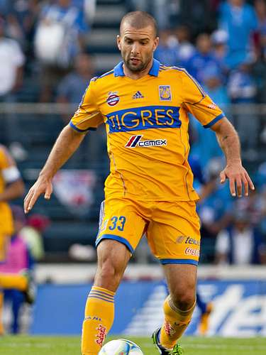 Emanuel Villa has begun his paper work to become naturalized. CLub: Tigres. Place of Birth: Santa Fe, Argentina.