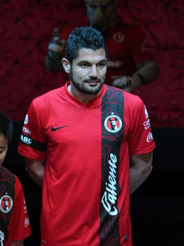 Javier Gandolfi. Club: Xolos. Place of Birth: Santa Fe, Argentina.