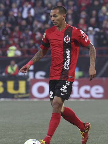 Edgar Castillo. Club: Xolos. Place of Birth, New Mexico.