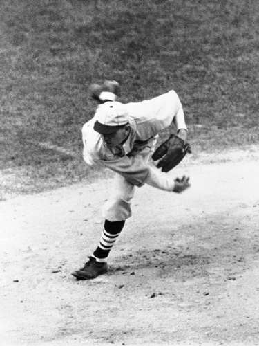 9. 'Dizzy' Dean: Dean gave several different versions of the story as to how he came about his name, but it was inevitably due to his loud and brash character. His brother, Paul, was nicknamed 'Daffy.' Dean is the last National League pitcher to win 30 games in one season.