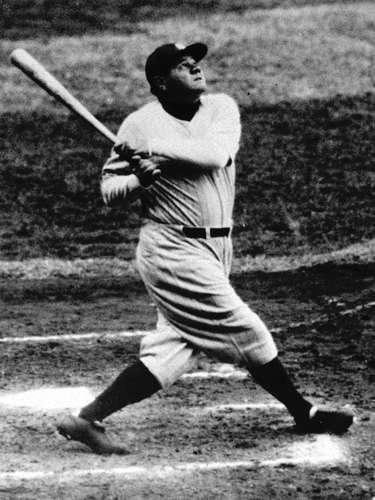 3. 'Babe' Ruth, the 'Sultan of Swat:' Ruth earned his most famous nickname as a bonus baby when he signed with Baltimore. He was riding his bike through the training facility when a player said, 'Look at that babe,' and the name stuck. That name morphed into the 'Bambino,' and after he became known for his home run-hitting prowess, he earned the 'Sultan of Swat' moniker.