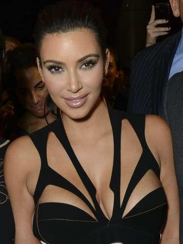 Ha sido uno de los videos más distribuidos y Kim Kardashian no puede negar que a éstele debe su fama de 'bomba sexy'.