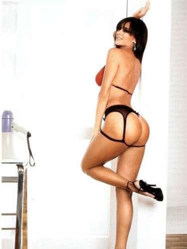 La modelo argentina Dorismar llegó a las páginas de H Extremo en mayo de 2009.
